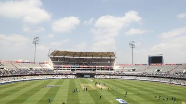 MI vs CSK, IPL 2019 Final, Hyderabad Weather Forecast & Pitch Report: Here's How the Weather Will Behave for Indian Premier League 12 Summit Clash