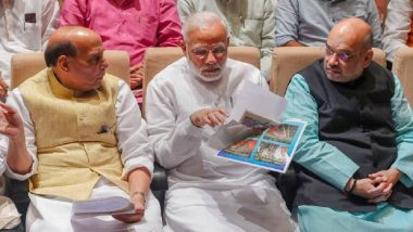 Narendra Modi Cabinet 2.0: First Meeting of Council of Ministers to Be Held Tomorrow