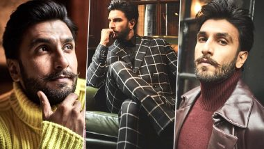 Ranveer Singh's Hot and Classy Pictures From His Latest Photoshoot Will Make You Forget Deepika Padukone's Met Gala Outing