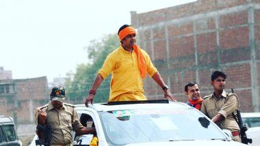 Ravi Kishan, BJP Candidate, Wins Lok Sabha Elections 2019 From Gorakhpur Constituency in Uttar Pradesh