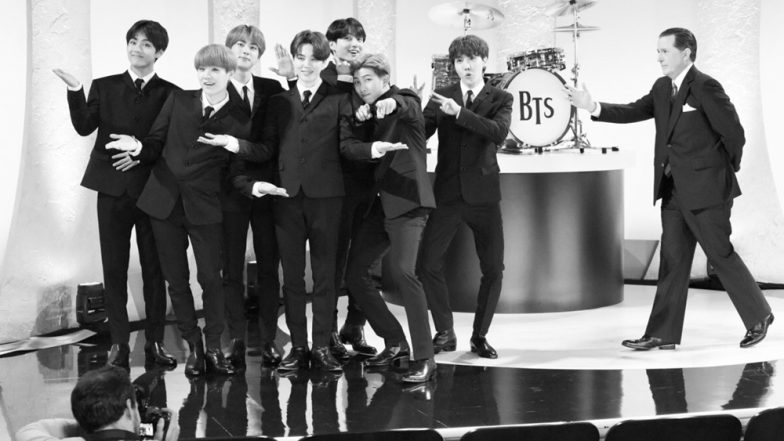 This Video of K-Pop Band BTS Paying Tribute to The Beatles on Stephen Colbert Show Has Fans Crying With Joy