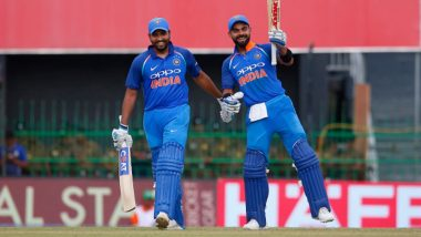 Rohit Sharma Wishes Virat Kohli on His 31st Birthday, Here's What he Has to Say