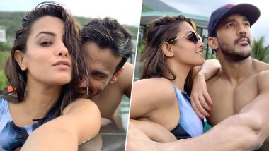 Anita Hassanandani and Hubby Rohit Reddy Soak Up the Sun on Poolside Vacay (View Pics)