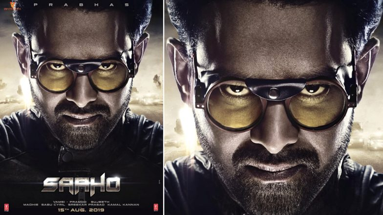 Saaho First Look: Prabhas Confirms Release Date To Be