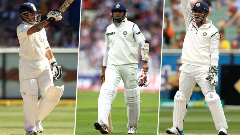 When Sachin Tendulkar Bowled a Bouncer to VVS Laxman in Front of MS Dhoni! Paddy Upton Shares a Fun Indian Dressing Room Video