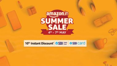 Amazon Summer Sale 2019: Big Discounts on OnePlus 6T, iPhone X, Huawei Mate 20 Pro, P30 Lite & Other Gadgets