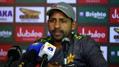 Sarfaraz Ahmed Believes Pakistan Team Plays Better Under Pressure Post Fantastic Comeback in ICC Cricket World Cup 2019
