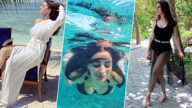 Kundali Bhagya Actress Shraddha Arya's Maldives Vacation Will Make You Go Green With Envy (View Pics)