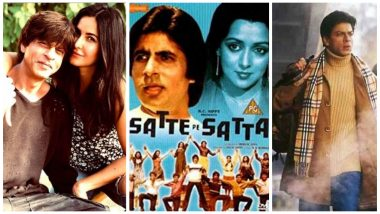 Shah Rukh Khan and Katrina Kaif in Farah Khan's Satte Pe Satta Remake? We Would Rather Love To Watch Main Hoon Na 2!