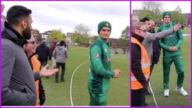 Play Without Fear Against India in the World Cup, Pakistan Fans Tell Shaheen Afridi; Watch Video