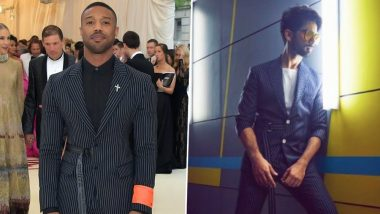 Diet Sabya Trolls Shahid Kapoor for Copying Black Panther Star Michael B Jordan's Outfit in Latest Post - See Pic!