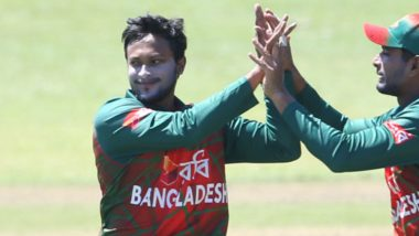 Mashrafe Mortaza Extends Support for Shakib Al Hasan, Says 'He Will Lead Us to 2023 World Cup'
