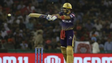KXIP vs KKR Stat Highlights IPL 2019: Shubman Gill Takes Kolkata Knight Riders a Step Closer Towards Playoffs