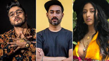 Rappers Raftaar, Nucleya and Raja Kumari Turn Judges for MTV Hustle