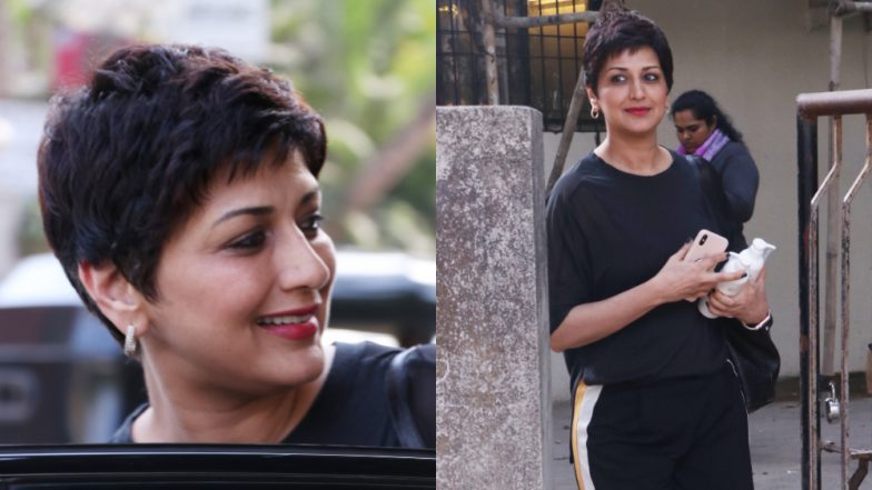 Sonali Bendre Gets a New Hairdo, Says 'Lil Things Like This Make Me So Happy' - See Pics