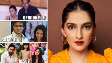 Sonam Kapoor Ahuja calls Vivek Oberoi 'Disgusting' for his Meme on Aishwarya Rai, Aaradhya, Abhishek Bachchan and Salman Khan
