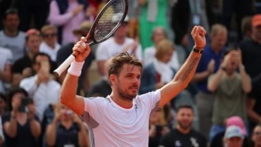 Stan Wawrinka Comforts a Crying Child After Defeating Cristian Garin During French Open 2019 (Watch Video)