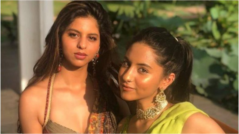 Suhana Khan Looks Breathtaking in These New Pictures from Her Cousin's Wedding