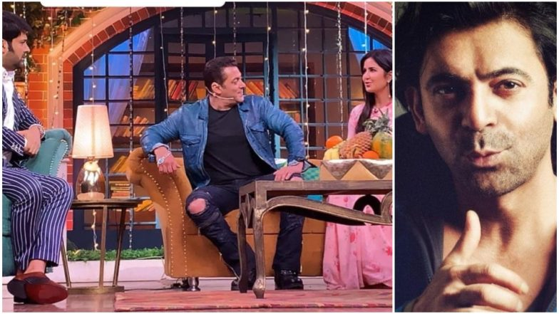 Sunil Grover Refuses to Promote Salman Khan and Katrina