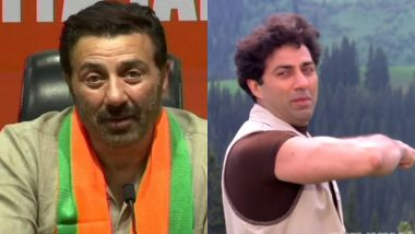 These Sunny Deol Dancing GIFs Are How We Imagine Paaji Celebrating His Lok Sabha Elections 2019 Win at Gurdaspur