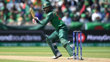 Tamim Iqbal to Miss One-Off Test Match Against Afghanistan and T20I Series