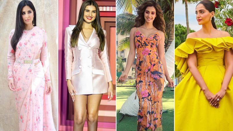 Katrina Kaif, Sonam Kapoor and Disha Patani Woo us With Their #OOTDs This Week - View Pics