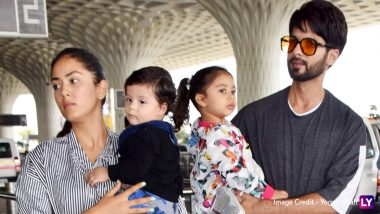Has Shahid Kapoor Restricted Paparazzi From Clicking Pictures of His Daughter Misha?