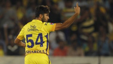 Shardul Thakur Relives Moments After Csk Faced A Heartbreaking Defeat By One Run Against Mumbai Indians During Ipl 2019 Finals Watch Video Latestly