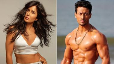 After Hrithik Roshan and Salman Khan, Katrina Kaif Wants to Do an Action Film With Tiger Shroff