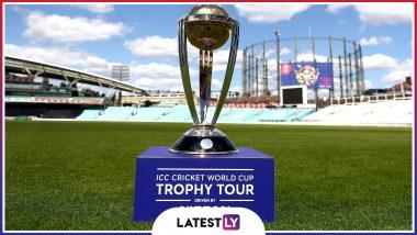 Icc Cricket World Cup 2015 Schedule Latest News