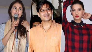 Vivek Oberoi - Aishwarya Rai Bachchan Meme Controversy: Here's How Urmila Matondkar, Gauahar Khan and Other Celebs Reacted to It