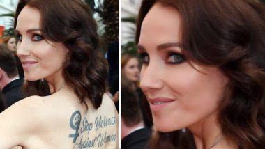 Cannes 2019: Dutch Star Sand Van Roy Flaunts a Stunning Tattoo That Every Woman Would Love to Agree!