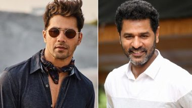 Street Dancer 3D: Varun Dhawan All Praise for Prabhudeva on Re-Creating Mukkala Muqabala