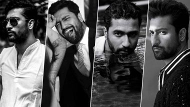 Vicky Kaushal Birthday Special: 7 Monochrome Pictures of the Manmarziyaan Star That Are Screaming Sexy!