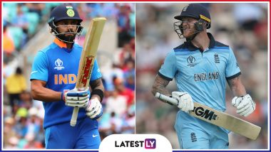 ICC Cricket World Cup 2019: Favourites England, India Start Warm-Up Games With Losses