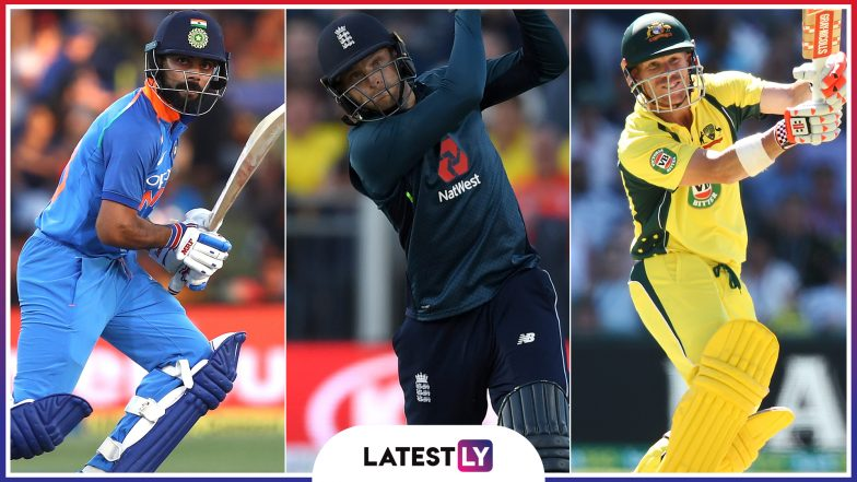 ICC Cricket World Cup 2019 Top Scorer Predictions: Virat Kohli, Jos Buttler, David Warner, Steve Waugh's Top 3 Batsmen for CWC19