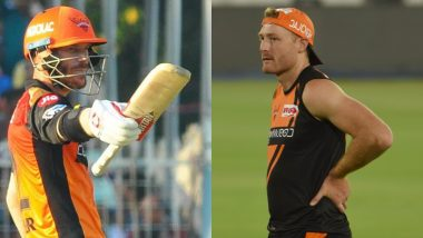Will Martin Guptill Be As Effective As Orange Cap Holder David Warner for SRH in the Remainder of IPL 2019?