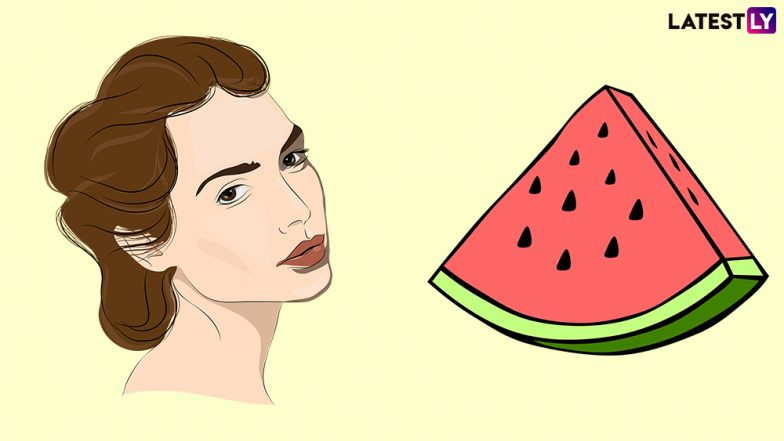 Watermelon Beauty Benefits: From Acne to Dryness, How the Summer Fruit Can Give You a Healthy Skin (Watch Video)