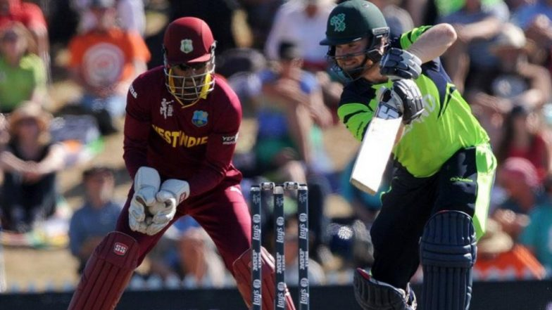 Live Cricket Streaming of Ireland vs West Indies 2019: Check Live Cricket Score, Watch Free Telecast of IRE vs WI 1st ODI on TV & Online