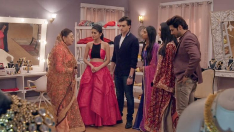 Yeh Rishta Kya Kehlata Hai May 2, 2019 Written Update Full Episode