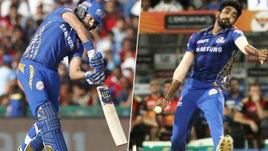 Yuvraj Singh Doesn't Face Jasprit Bumrah in the Nets, Senior Batsman Reveals Ahead of MI vs KKR IPL 2019 Clash