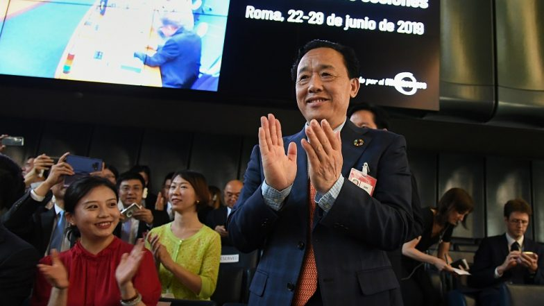Qu Dongyu Becomes First Chinese to Head UN Food and Agriculture Organization