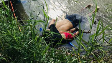 Salvadoran Migrant and Child Drown in Rio Grande River While Crossing into US, Shocking Pics of Their Bodies Cause Outrage