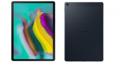 Samsung Galaxy Tab S5e, Galaxy Tab A 10.1 Launched; Priced in India At Rs 35,999 & Rs 14,999