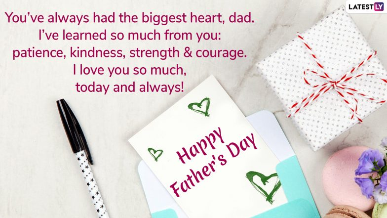 Happy Father's Day 2019 Wishes: WhatsApp Stickers, GIF Image Greetings, Quotes, Facebook Messages, SMS and Photos to Send Your Dad