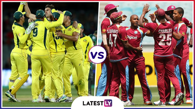 AUS vs WI Head-to-Head Record: Ahead of ICC CWC 2019 Clash, Here Are Match Results of Last 5 Australia vs West Indies Encounters!