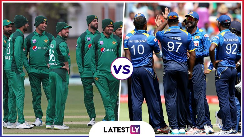 PAK vs SL Head-to-Head Record: Ahead of ICC CWC 2019 Clash, Here Are Match Results of Last 5 Pakistan vs Sri Lanka Encounters!