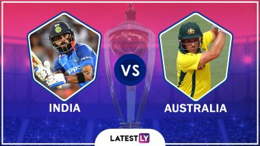 India vs Australia Highlights of ICC World Cup 2019 Match: IND Beat AUS by 36 Runs