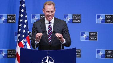 US Won't Ignore China's Behaviour in Asia-Pacific, Says Defence Secretary Pat Shanahan