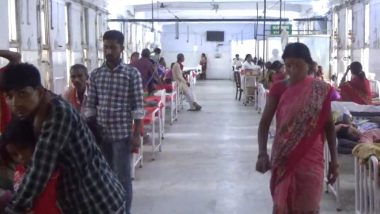Lychee Havoc in Bihar: Acute Encephalitis Syndrome Kills 80 in Muzaffarpur, Dozens of Kids Admitted to Hospitals